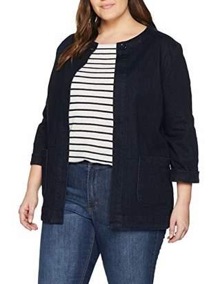 Giacca Elena Mirò Women's Lunga in Jeans Coat,(Size: 45)