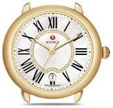 Michele Serein 16 Diamond Dial Watch Head, 36 x 34mm