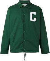 Carhartt letter shirt jacket - men - Cotton/Polyester - M