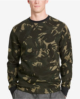 Polo Ralph Lauren Men's Big & Tall Camo Waffle-Knit Crew-Neck Thermal Top