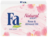 Fa Natural Soft Rose and Almond Oil Soap