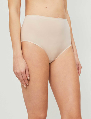 Fantasie Smoothease high-rise stretch-woven briefs