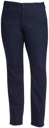 Nydj, Plus Size Marilyn Straight-Leg Jeans