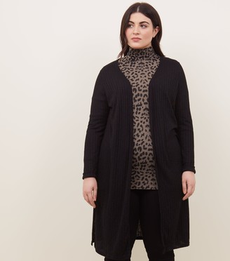 New Look Curves Midi Cardigan