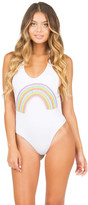 Lolli Swimwear - Rays One Piece In Rainbow