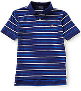 Ralph Lauren Big Boys 8-20 Striped Short-Sleeve Jersey Polo Shirt