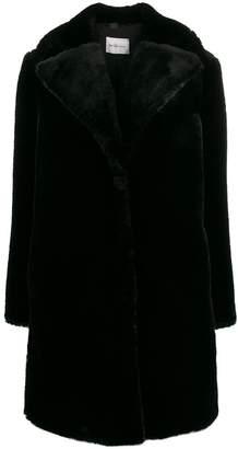Blumarine Be Oversized Fit Coat