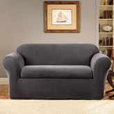Sure Fit Stretch Metro 2-pc. Sofa Slipcover
