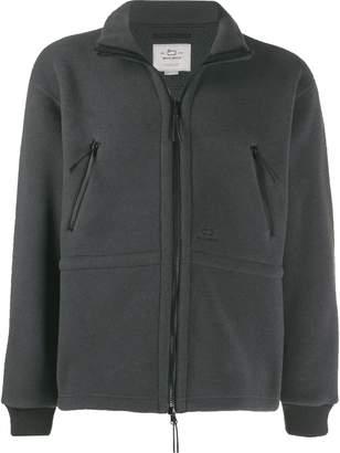 Woolrich long sleeve zipped jacket