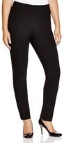 NYDJ Plus Ponte Slim Leg Pants