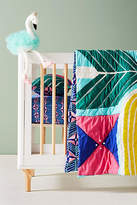 Anisa Makhoul Mirrored Geo Toddler Quilt