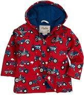 Hatley Rain Coat (Toddler/Kid) - Farm Tractors-8