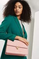 Penelope studded shoulder bag