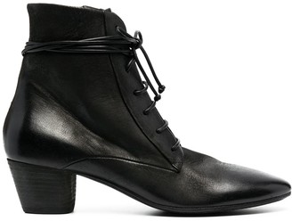 Marsèll Ankle Lace-Up Boots
