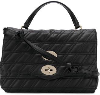 Zanellato Quilted Shoulder Bag