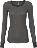 Alternative Apparel Alternative 04305EU - Ladies Cozy Long-Sleeve Thermal
