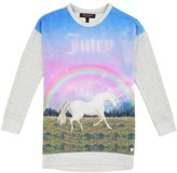 Juicy Couture Girls Fashion Track Juicy Unicorn Tunic