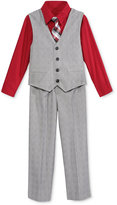 Nautica Little Boys' 3-Pc. Vest, Shirt & Pants Set