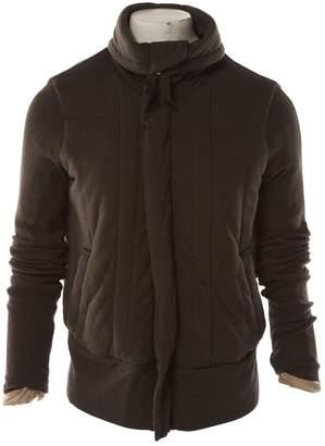 Rick Owens Lilies \N Brown Viscose Jackets