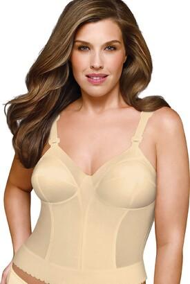 Exquisite Form Fully Women's Back Close Longline Bra #5107532 40D