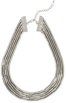 New York & Co. Five-Row Coil Necklace