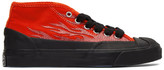 Converse Red A$AP Nast Edition Jack Purcell Chukka Sneakers