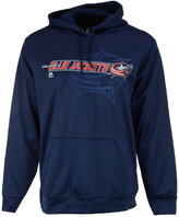 Majestic Men's Columbus Blue Jackets Let Loose Synthetic Hoodie