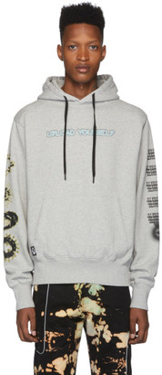 Liam Hodges Grey Do You See Hoodie