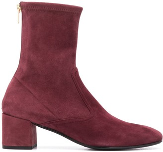 Fratelli Rossetti Suede Ankle Boots