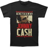 Zion Rootswear Johnny Cash Man in T-Shirt