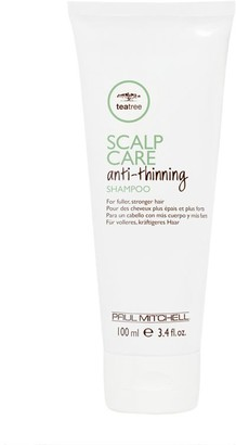 Paul Mitchell Tea Tree Scalp Care Anti-Thinning Shampoo 100Ml