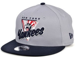 New Era New York Yankees Lil Away Game 9FIFTY Cap