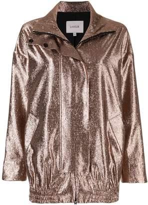 LAYEUR embellished jacket
