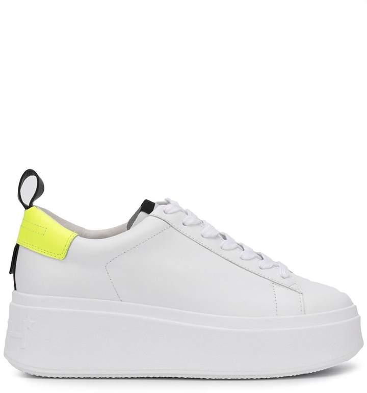e7989de0f73 neon heel platform sneakers