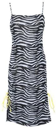 STAUD Knee-length dress