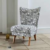 Galapagos Furniture Encore Armchair In Kirkby Design Fabrics