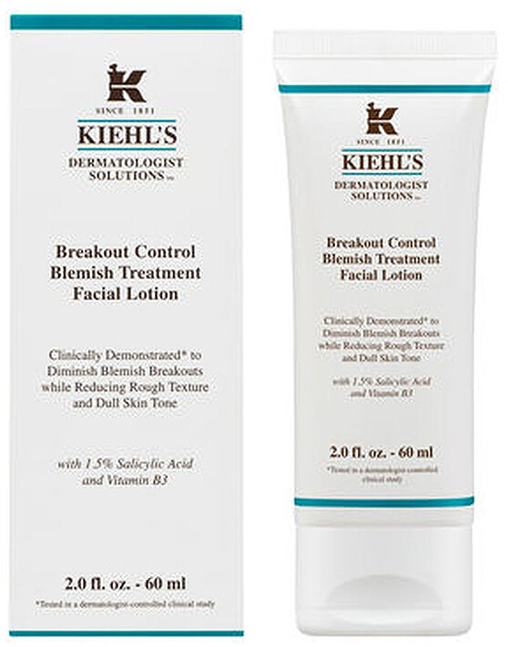 Thumbnail for your product : Kiehl's Breakout Control Blemish Treatment Facial Lotion 60Ml