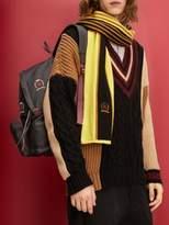 Tommy Hilfiger Large Crest Embroidery Backpack