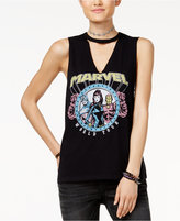 Hybrid Juniors' Marvel Graphic Tank Top