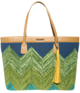Missoni Wool Tote Bag