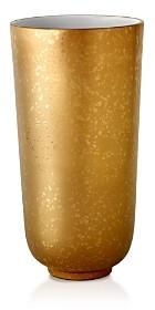 L'OBJET Alchimie Large Gold and Platinum Vase