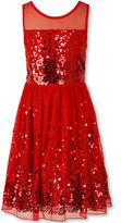 Speechless Sleeveless Party Dress Plus - Plus