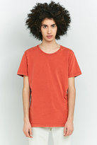 Suit Bart Washed Dust Orange T-shirt