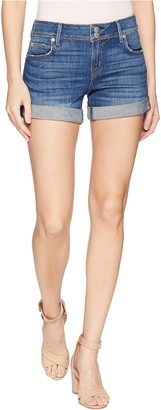 Hudson Women's Croxley MID Thigh Flap Pocket Short