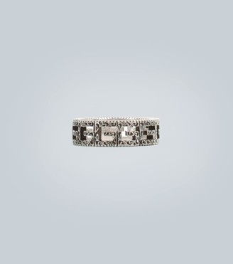 Gucci G-Cube ring