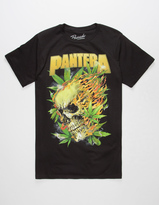Bravado PANTERA Skull Leaf Mens T-Shirt