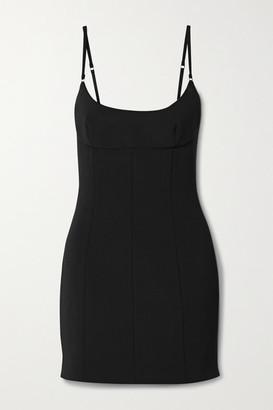 Alexander Wang Twill Mini Dress
