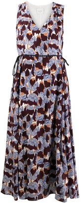 Alysi Floral-Print Dress