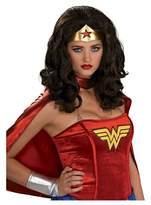 BuySeasons Halloween Wonder Woman Adult Costume Wig Black
