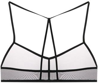 Ann Demeulemeester Transparent Design Bra